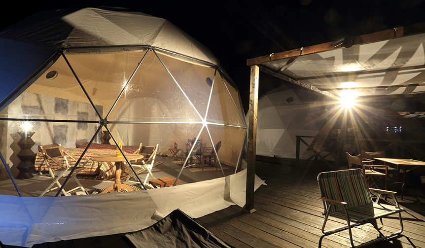 Siena Hills|京都丹後にグランピングを楽しめる体験型リゾート「シエナヒルズ」が誕生