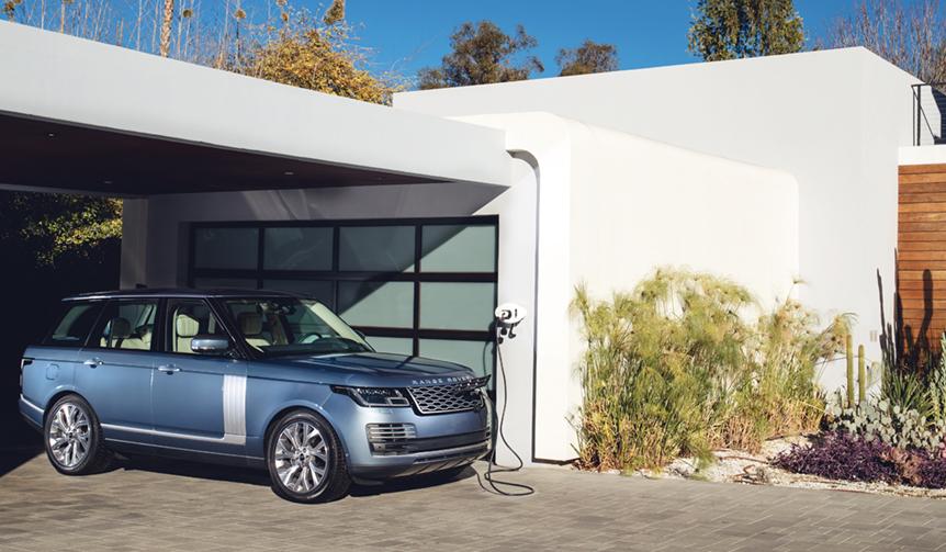 レンジローバーとレンジローバー・スポーツにPHEVモデルを追加|Land Rover