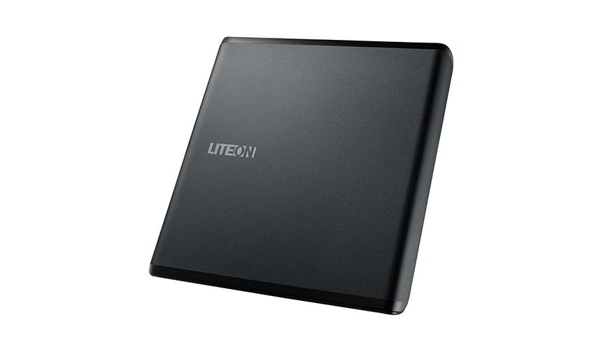 LITEON|重量はわずか220グラム。外付けウルトラスリムDVDドライブ「ES1」