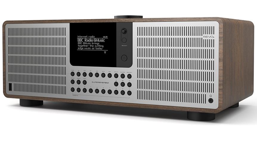 REVO|ストリーミング・ミュージックのための新世代オーディオシステム