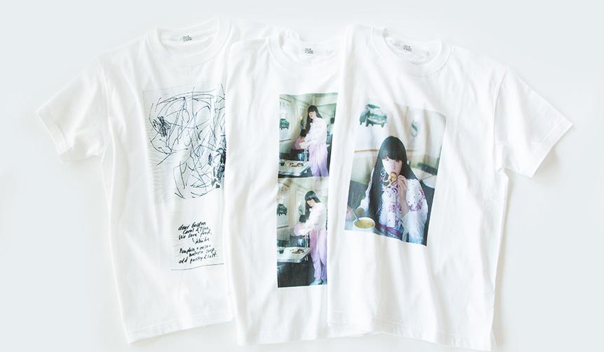 BEAMS|アーティストによるレストラン「FOOD」にインスパイアされたTシャツ
