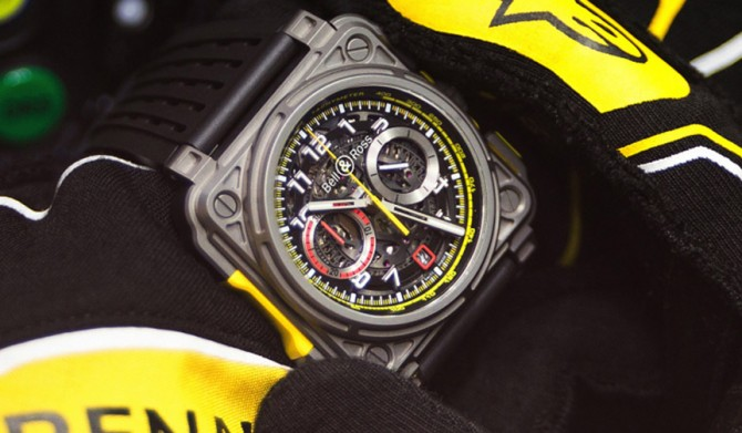 Bell & Ross|ベル&ロスが提示したレーシングドライバーズウオッチの真髄「BR-X1 R.S.18」