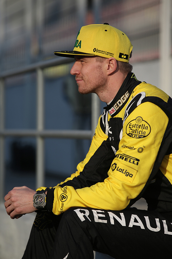 Motor Racing - Renault Sport F1 Team Filming Day -  Barcelona, Spain