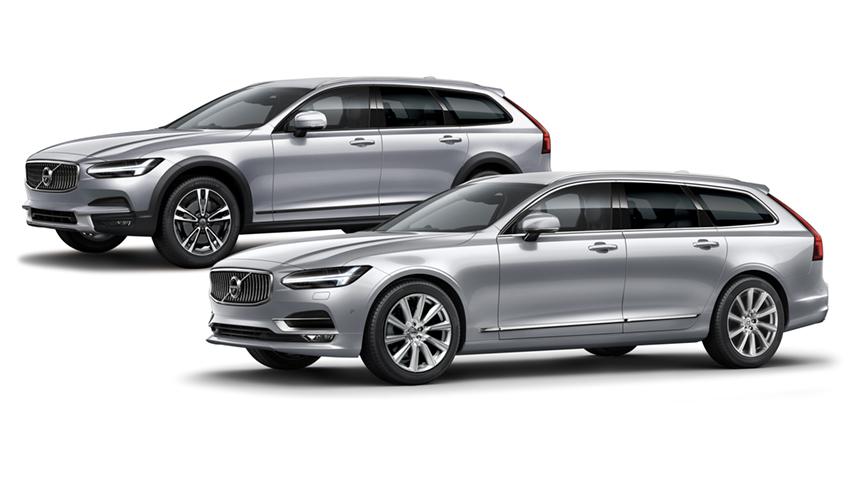 ボルボV90にディーゼルモデルを追加|Volvo