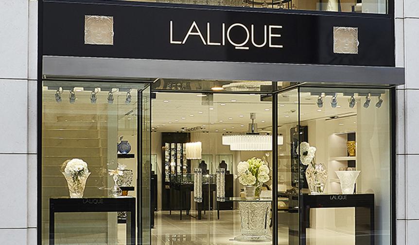 LALIQUE|クリスタルガラスメゾン「ラリック」の旗艦店が、東京・銀座にオープン