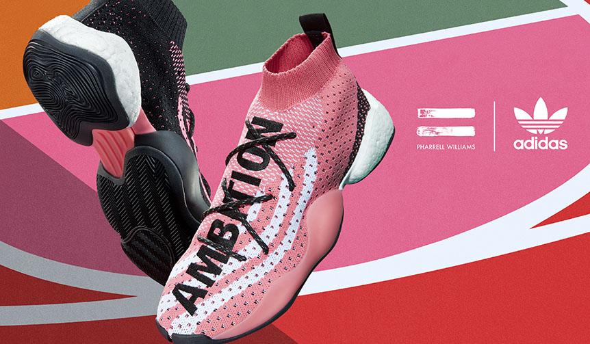 adidas|adidas Originals = Pharrell Williamsの最新作がリリース