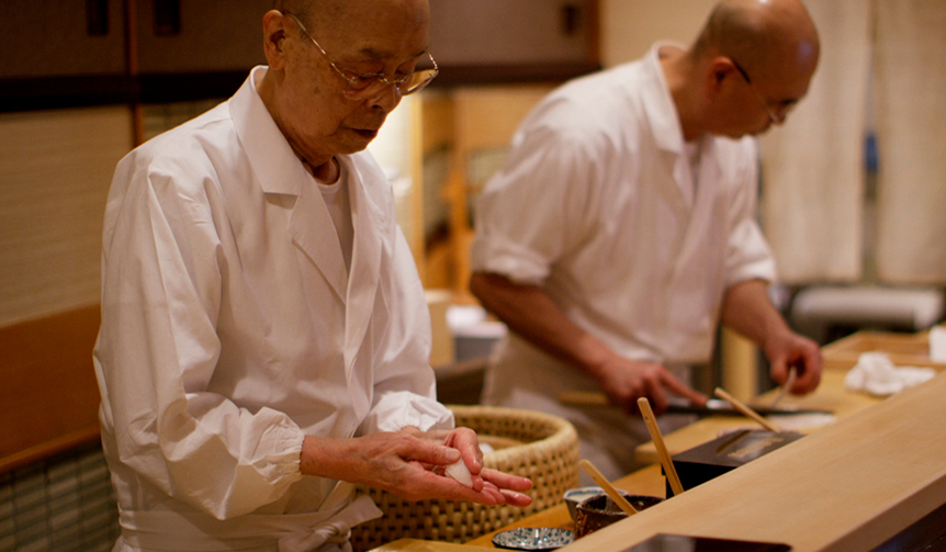 MOVIE|ミシュラン三ツ星シェフが日本の名店を巡る美食ドキュメンタリー『世界が愛した料理人』