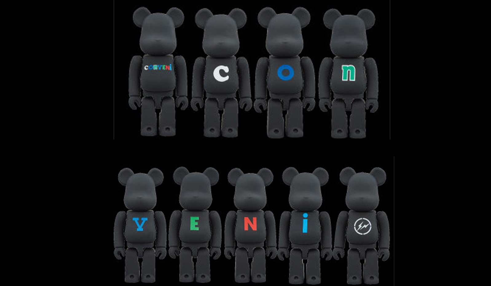 MEDICOM TOY|BE@RBRICK THE CONVENI