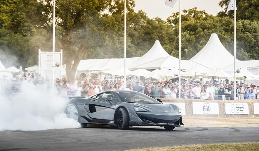 マクラーレンが2025年までに全車ハイブリッド化を発表|McLaren