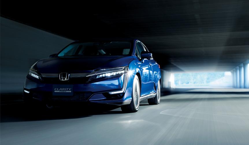 ホンダが新型プラグインハイブリッド「クラリティPHEV」発売|Honda