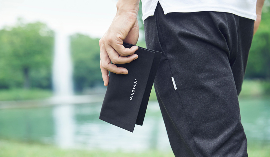 MINOTAUR|ミノトール、アーバンライフな「プルーム・テック」専用デバイスポーチをリリース