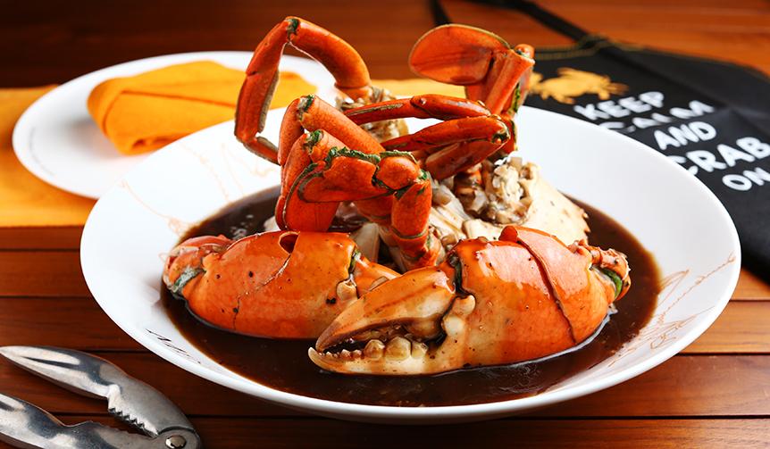 Shangri-La Hotel, Tokyo|スリランカの有名蟹レストランがポップアップストアをOPEN