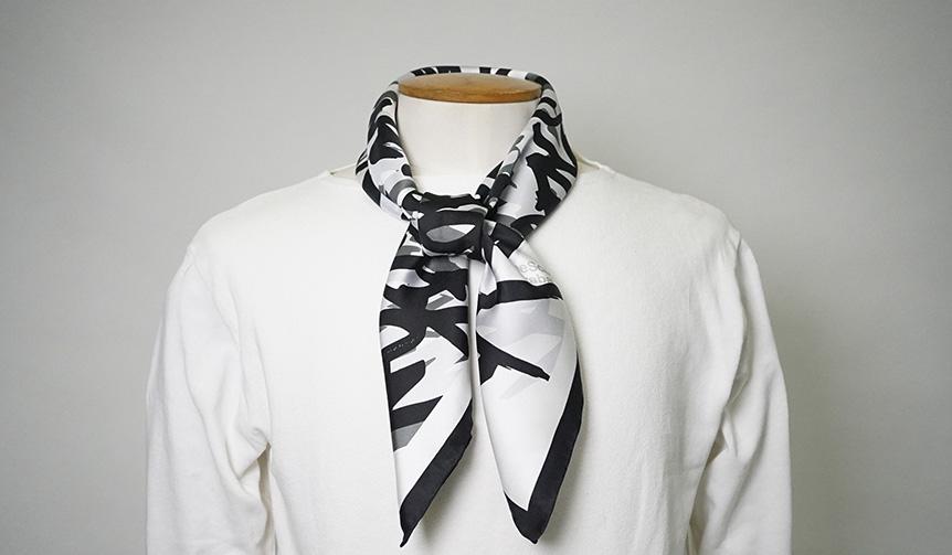crabat|シルクを知り尽くしたネクタイメーカーが、スカーフブランドをスタート