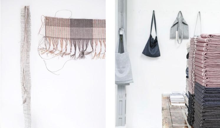 LOUNGE|テキスタイルアーティスト、カリン・カーランダーの日本初となる展示会を開催