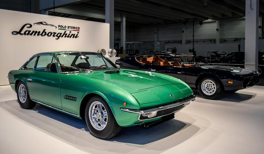 誕生50周年を迎えたランボルギーニの名車「エスパーダ」と「イスレロ」|Lamborghini