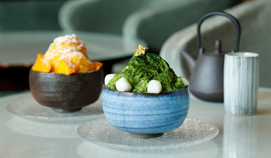 PALACE HOTEL TOKYO|夏季限定サマースイーツに抹茶とマンゴ、2種のかき氷が登場