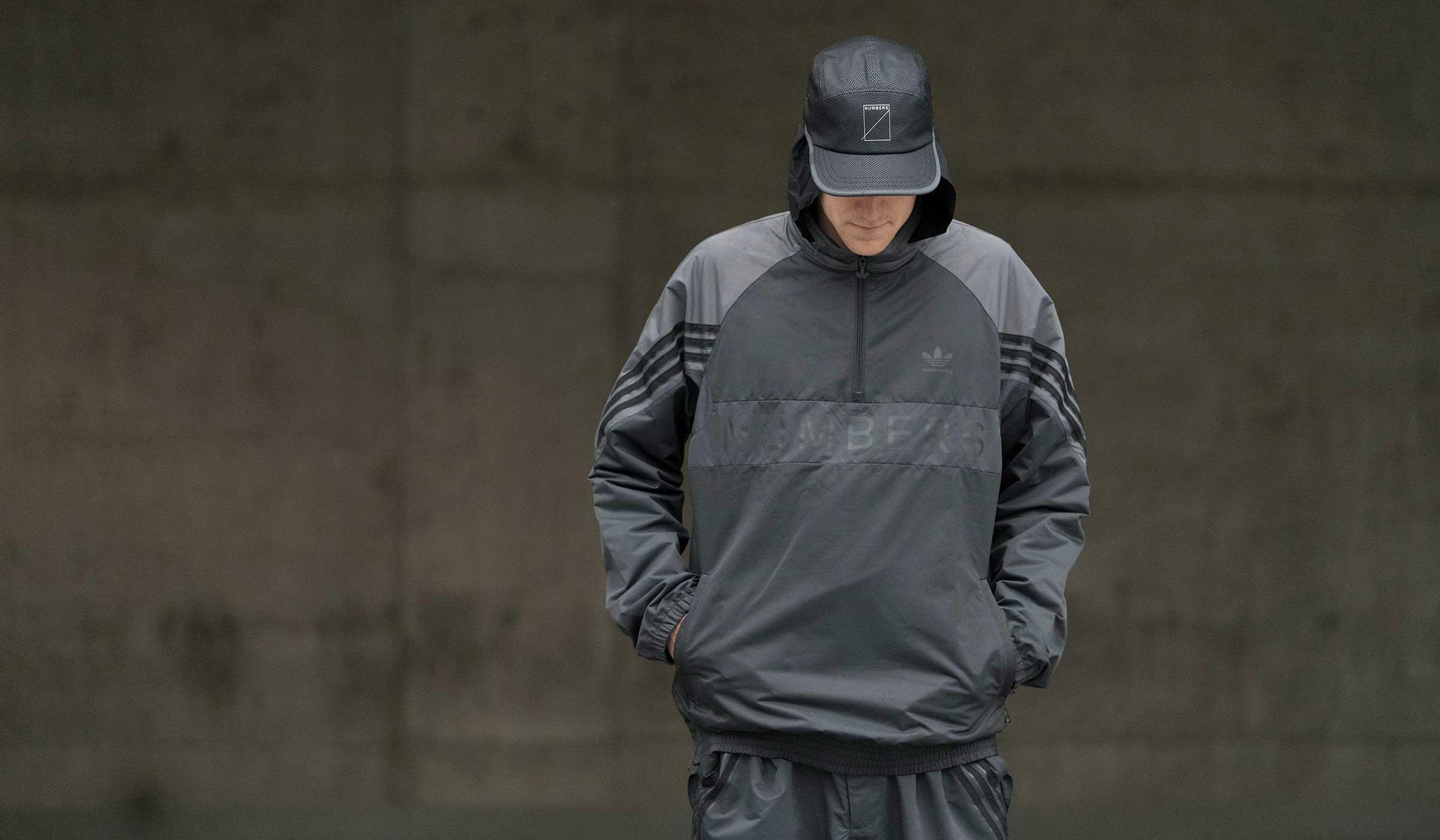 adidas|アディダスとナンバーズエディションによるスケーター好みのコレクション