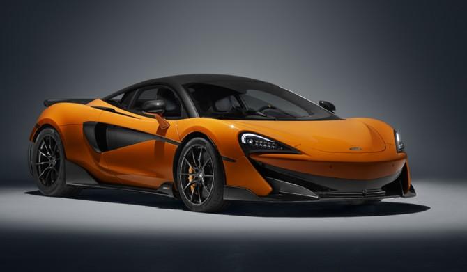 マクラーレン600LTを都内でアジアプレミア|McLaren