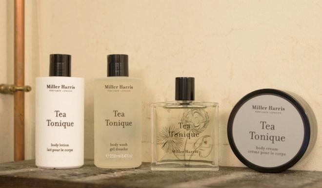 Miller Harris|ミラー ハリスから紅茶の香りのバスラインコレクション登場