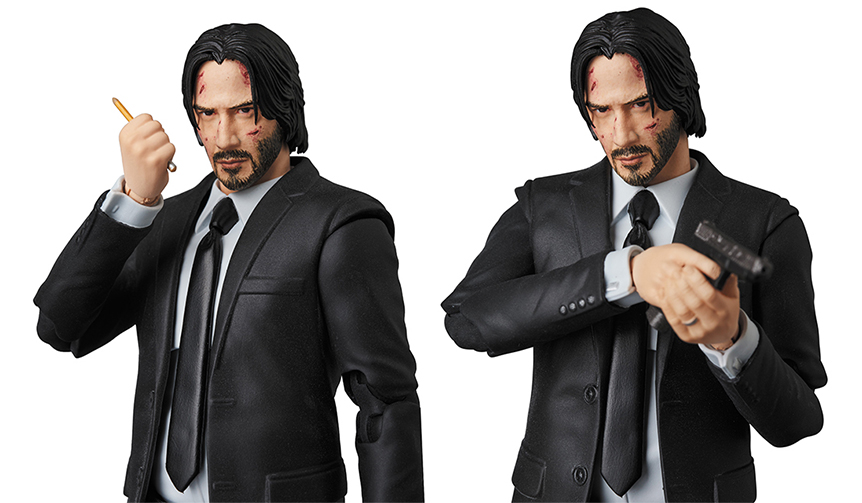 MEDICOM TOY|MAFEX JOHN WICK (CHAPTER2)