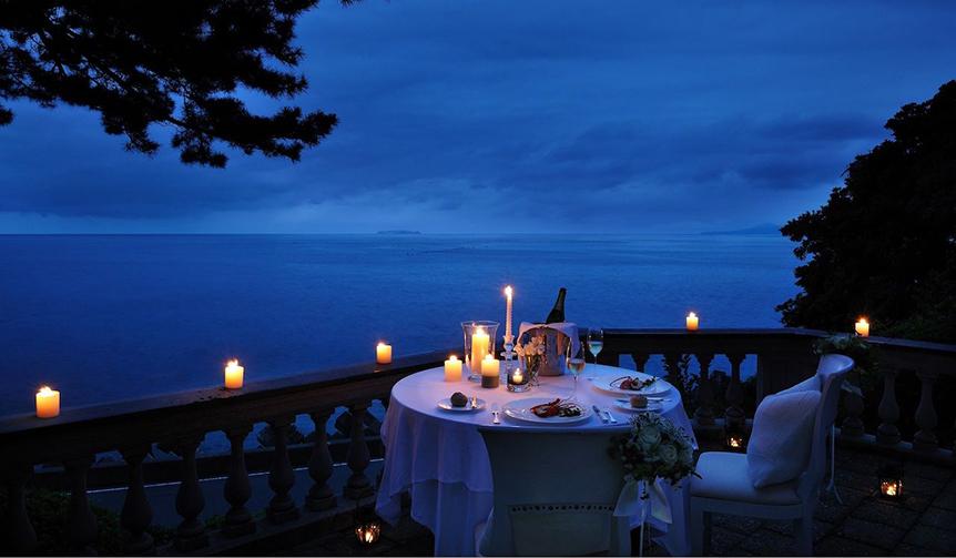 Hoshino Resorts KAI Atami|星野リゾート 界 熱海にて「薫りのバルコニーディナー」を楽しむ