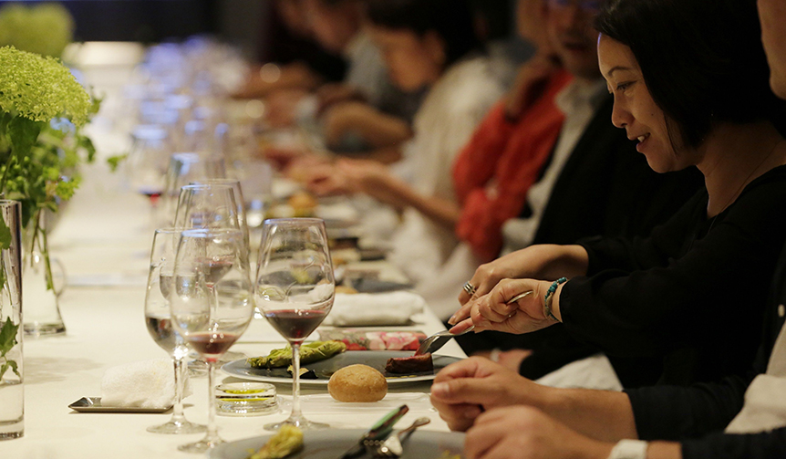 Hoshino Resorts RISONARE Yatsugatake|ワインを造り手とともに。「メーカーズディナー」