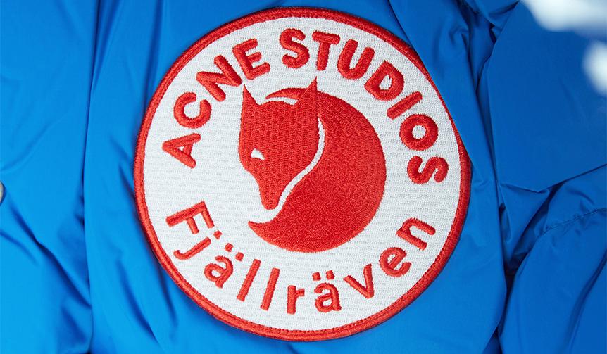 Acne Studios Fjällräven|Acne Studiosが、アウトドアウェアブランド「Fjallraven」とコラボレーション