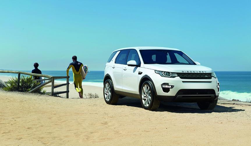 ランドローバー70周年を祝うディスカバリースポーツの特別仕様車|Land Rover