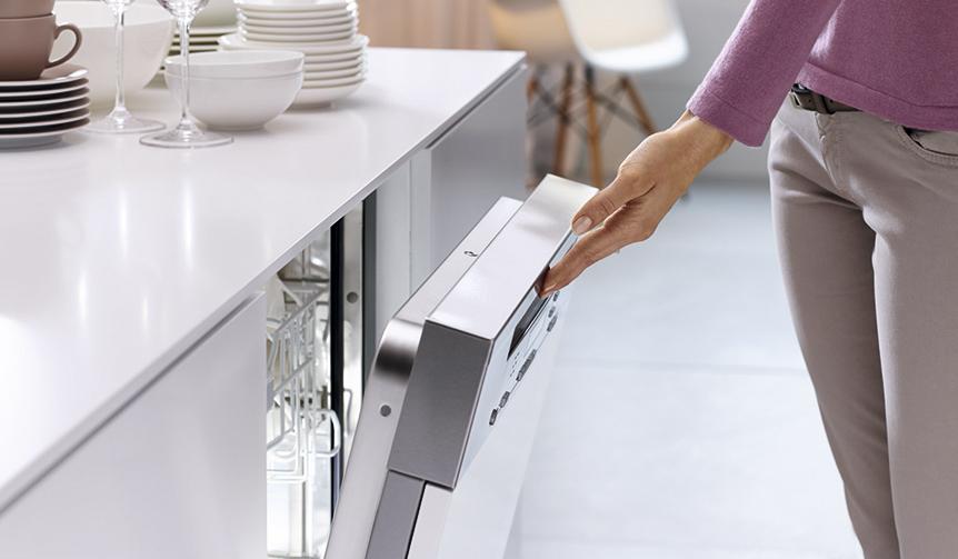 Miele|ドイツ・ミーレ社、創業120周年記念モデル。ビルトイン食器洗い機を発売