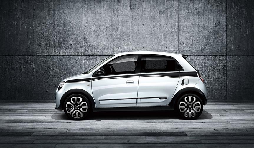 トゥインゴGTに日本専用デザインの限定車|Renault