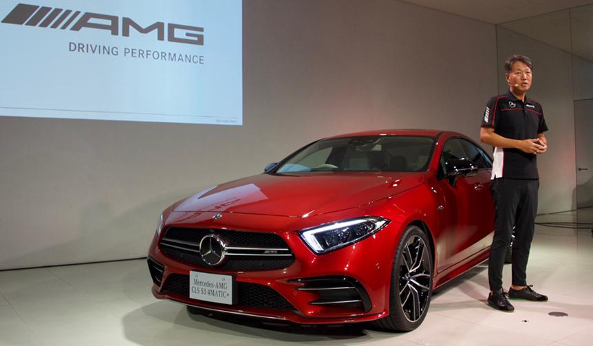 マイルドハイブリッドのAMG「53シリーズ」を発表|Mercedes-AMG