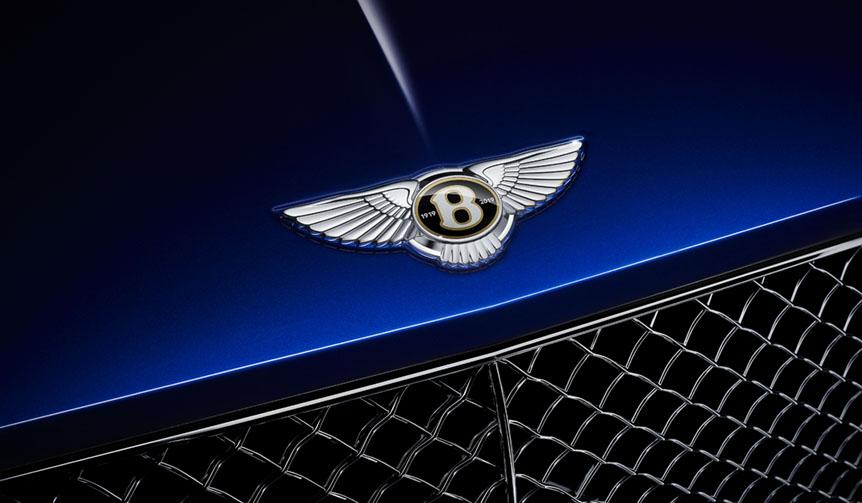 ベントレー全モデルに100周年記念装備を設定|Bentley