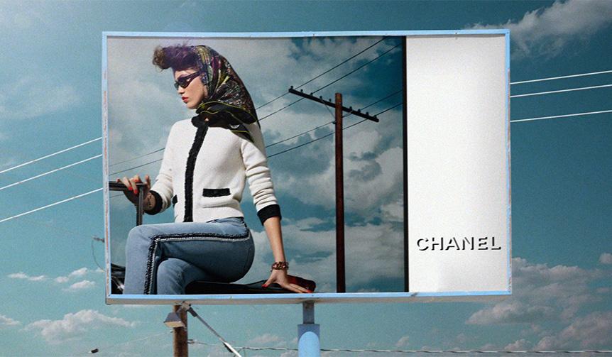 CHANEL|シャネルの2018/19年秋冬 アイウェア コレクション キャンペーン