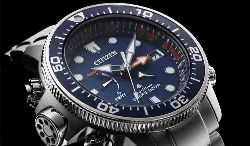 CITIZEN|海底探査チーム「チーム クロシオ」とコラボした数量限定のプロマスター