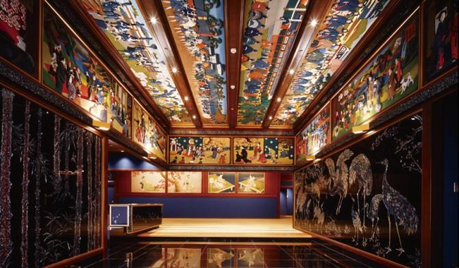 日本美のミュージアムホテルで見つけるアートの秋|ホテル雅叙園東京