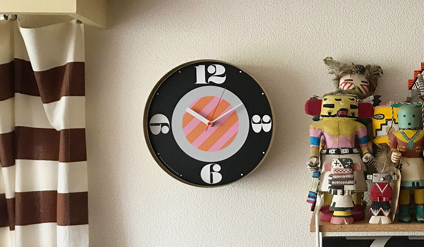 Swimsuit Department|壁掛け時計シリーズ「Clock Division」がスタート