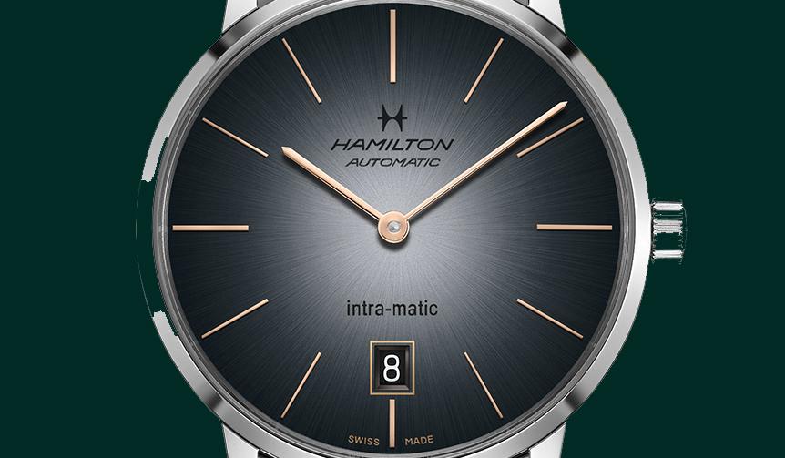 HAMILTON|大人のシックなスタイルを演出する「イントラマティック」