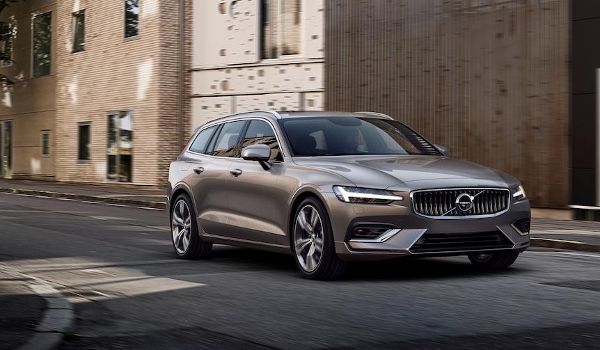 ボルボ、PHVモデルも含む新型V60を発売 Volvo