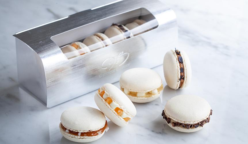 EAT|フランスの美食文化をぎゅっととじこめたマカロン「Macaron Gourmand by ドミニク・ブシェ」