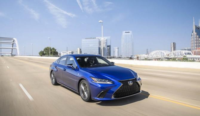 新型レクサスESに試乗 Lexus