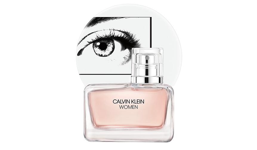 CALVIN KLEIN|新しいフレグランス「カルバン クライン ウーマン」誕生