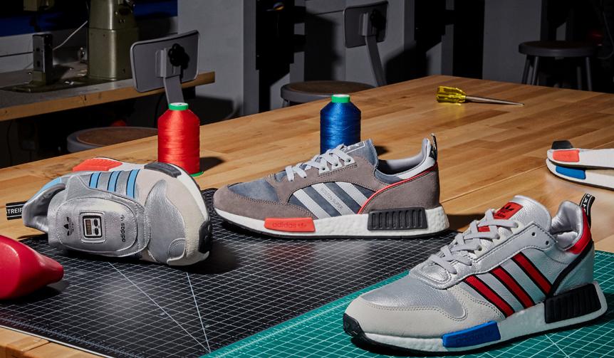 adidas|アディダスより、過去と未来から着想を得た新コンセプト「Never Made」登場