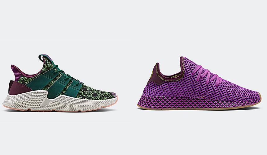 adidas|ドラゴンボールZとアディダスによるコラボスニーカー、第2弾が登場