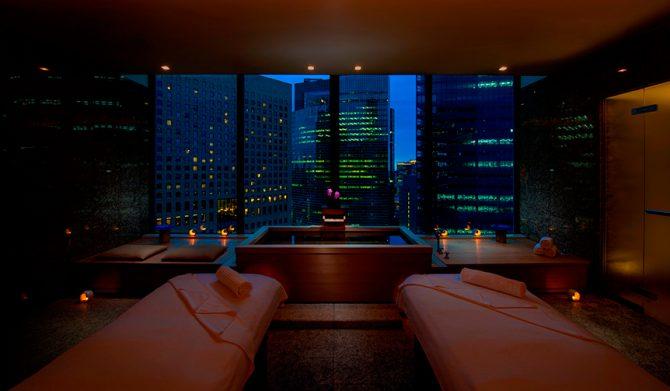 CONRAD TOKYO|ウェルネスライフスタイルをサポートする「ザ・スパ・クラブ」をスタート