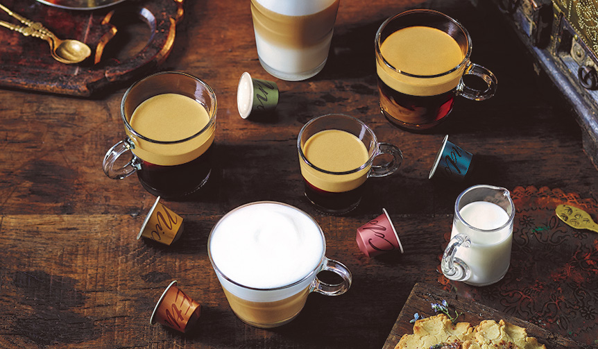 NESPRESSO テロワールと、収穫・精製方法にこだわった新機軸コーヒー「マスターオリジン」