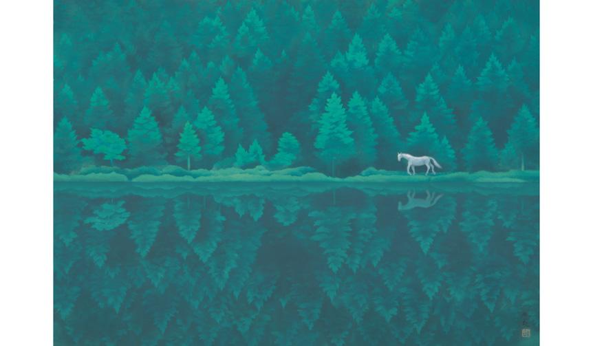 ART 「生誕110年 東山魁夷展」独自の心象風景を描いた作品約70件が集結