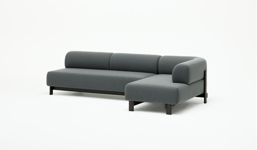 KARIMOKU NEW STANDARD|シンプルさとエレガントさを兼ね備えた「Elephant Sofa」
