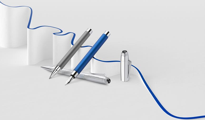 BENTLEY|ファーバーカステルとコラボレーションした特別な筆記具コレクション