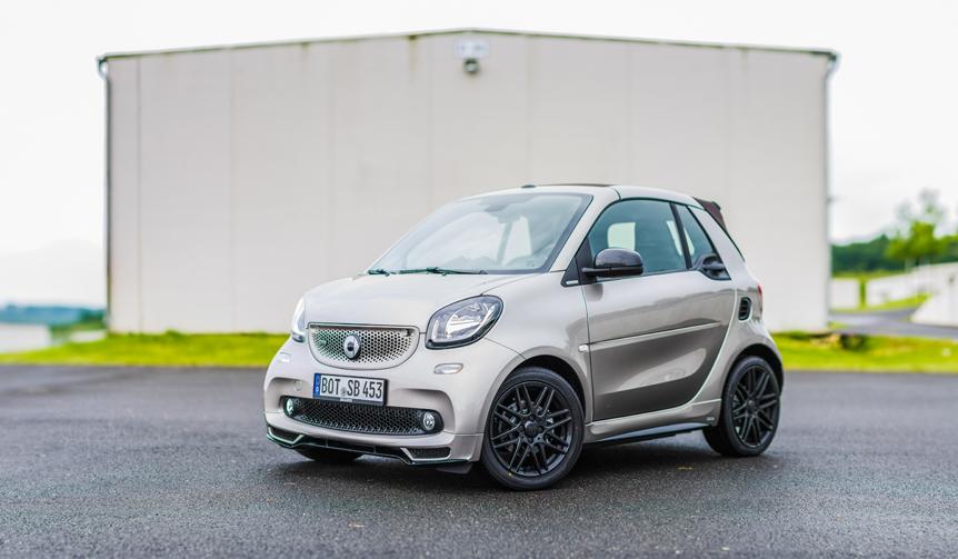スマート ブラバス最終限定車2モデルを発売|smart