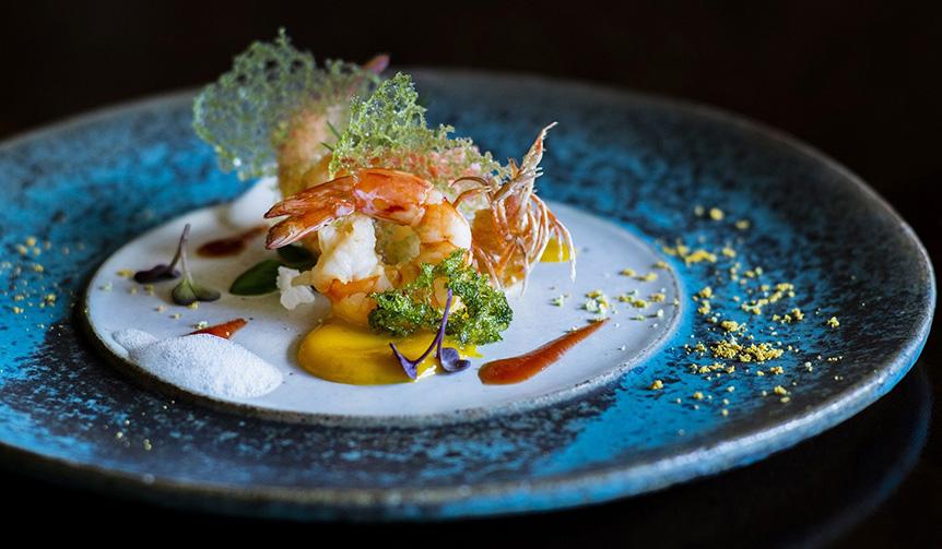 HOSHINOYA Taketomi Island|沖縄・竹富島ならではの食材を使った冬季限定のフルコース